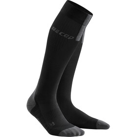 cep Run Socks 3.0 Heren, black/dark grey